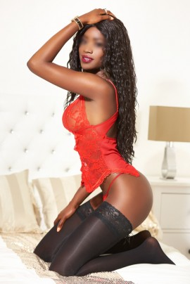 Romy Elite Ebony Companion in Mayfair