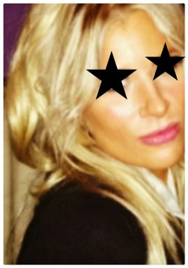 Cleo a blonde escort in Hertfordshire